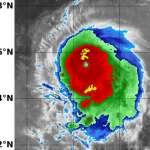 璨樹將成穿心颱?颱風路徑大幅度修正,恐從宜蘭花蓮登陸襲台