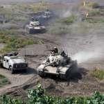 漢光演習》八里海灘重兵反登陸 國軍第3作戰區殲敵岸際畫面曝光