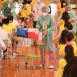 第11輪公費疫苗打第一劑BNT以及第二劑AZ!指揮中心曝將擴大施打對象,滿45歲的民眾快預約