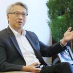 重磅專訪》中研院院長親揭「台灣絕佳好機會」 廖俊智:拚減碳就像研發抗癌藥