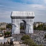 替凱旋門穿衣服》地景藝術家Christo&Jeanne-Claude不可不知的5大作品!
