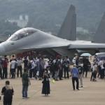 VOA盤點「珠海航展」亮相的解放軍新裝備:殲-20、殲-16D、彩虹-6大型無人機