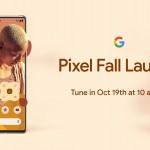影》Google Pixel 6將在10/20正式發表!台灣開賣時間、售價曝光