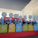 柔道男神楊勇緯代言台中購物節 盧市長公布加碼抽獎獎金為市民限定獎