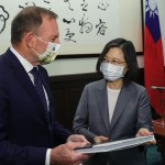 玉山論壇》憂中國對台敵意日益加深 澳前總理:美國不能眼睜睜看台灣遭吞噬