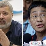 2021諾貝爾和平獎揭曉!菲律賓與俄羅斯記者摘下桂冠,「捍衛言論自由」獲肯定