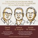 2021諾貝爾經濟學獎》研究勞動經濟學、分析因果關係,3位學者共享殊榮