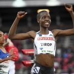 剛破世界長跑紀錄!肯亞25歲奧運選手蒂羅普死於家中,丈夫可能刺殺了她