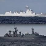 龍與北極熊聯手示威?中俄聯合艦隊首度穿越津輕海峽,《環時》聲稱「可能繞航日本一周」