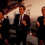 歷史新新聞》1987年尚未入黨的黃信介與民進黨首任黨主席江鵬堅對談,已提到「調查局」……