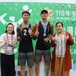 全國運原民柔道選手孫佩妤二連霸 「金狂」   備戰2022杭州亞運