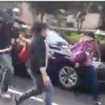 民眾趴車攔駕 第三方反控蔡正元殺人未遂