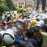 五一大遊行聲援 「警察組工會 捍衛勞動權!」