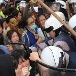 經濟學人:台灣的未來可能會在街頭決定