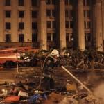 烏克蘭衝突激化 敖德薩43人活活燒死