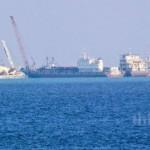 赤瓜礁大規模填海 中國強化南沙監控