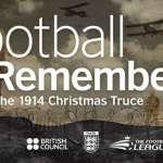 《一戰百年系列》耶誕休戰足球紀念賽