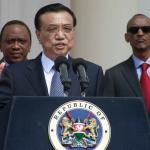 肯亞百年首條新鐵路 中國承建