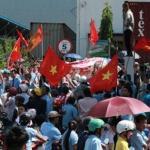 中越南海衝突 越台商遭波及