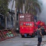 越南台商100多家被入侵 10多家遭縱火