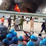 越南排華暴動 中國人員10人失聯