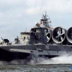 歐洲野牛級氣墊登陸艇小檔案