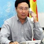 中越南海爭議 國際讉責中國入侵