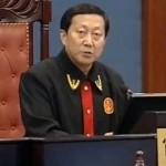 薄熙來案主審法官 調任最高人民法院