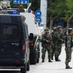 中國反恐領導小組:即日起嚴打暴恐1年