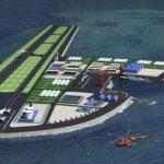 中國南海造人工島 擬設港口、軍機場