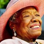 美國文壇祭酒 女詩人安潔羅辭世
