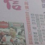 林飛帆太紅 議員參選人海報吃豆腐