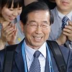 首爾市長朴元淳 下屆總統熱門人選