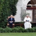 以「友愛與勇氣」為名  教宗牽線中東和平