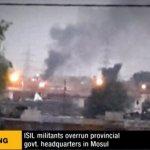 叛軍強攻摩蘇爾  伊拉克第二大城淪陷