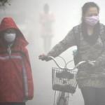中國霧霾嚴重 8歲女童得肺癌