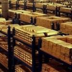 上海自貿區巨型金庫 容納2千噸黃金