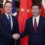 英首相訪中 陸學者:兩國解凍 聚焦經貿