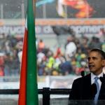 曼德拉追悼大會 全球領袖致敬