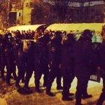 烏克蘭鎮暴部隊 攻入反對黨總部