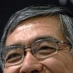「安倍經濟學」執行長、日本央行總裁黑田東彥