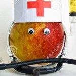 一天一蘋果 心血管疾病遠離你