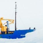 俄羅斯船受困南極 澳洲船破冰援救
