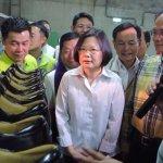 蔡英文:強力動員擋下國民黨版自經區條例