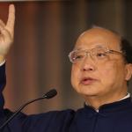風評:胡志強成敗與中華民國存續無關