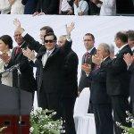 馬總統出訪返國 強調友邦支持活路外交