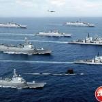 風中物語:中俄海上軍演針對美日?不知從何說起