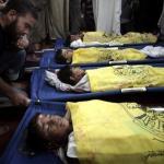 加薩海灘男孩 以色列砲擊殺害