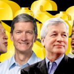 朱敬一專欄:《21世紀資本論》導讀與對照(7):CEO超高薪資有道理嗎?