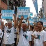陳競新專欄:香港回歸17週年奏起的全民投票和佔中奏鳴曲